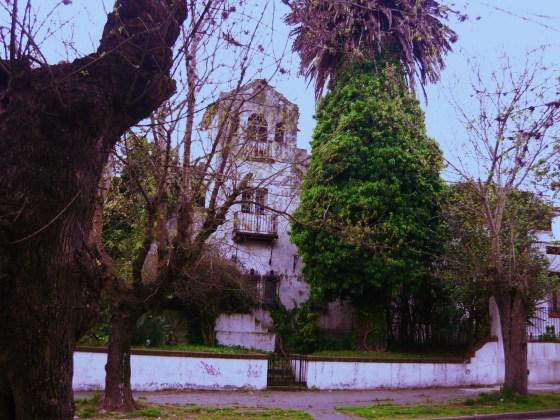 Foto de Stella. Casa deshabitada.