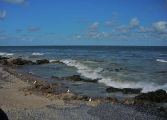 La costa . Foto de Stella.