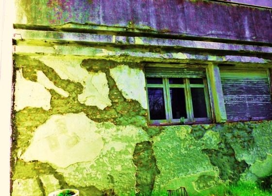 Foto de Stella Casas abandonadas.