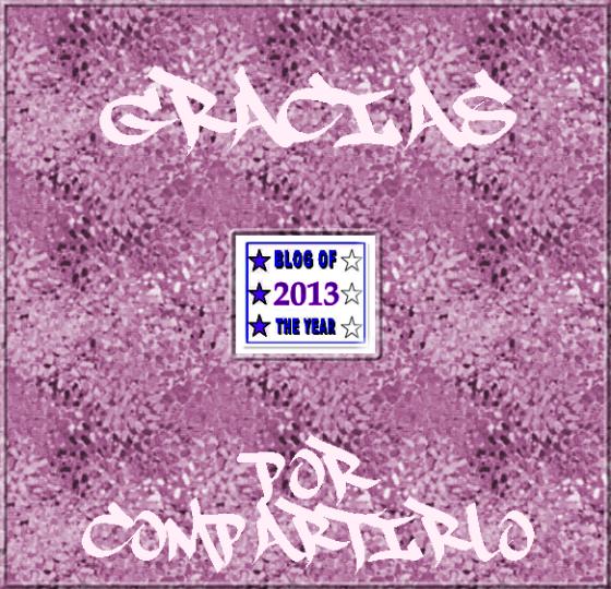 premio-2013 con color y letras de agradecimiento
